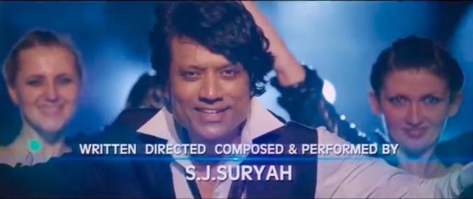 SJ Suryah